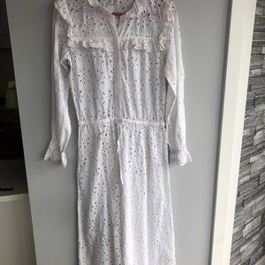 Wilfred boho dress new